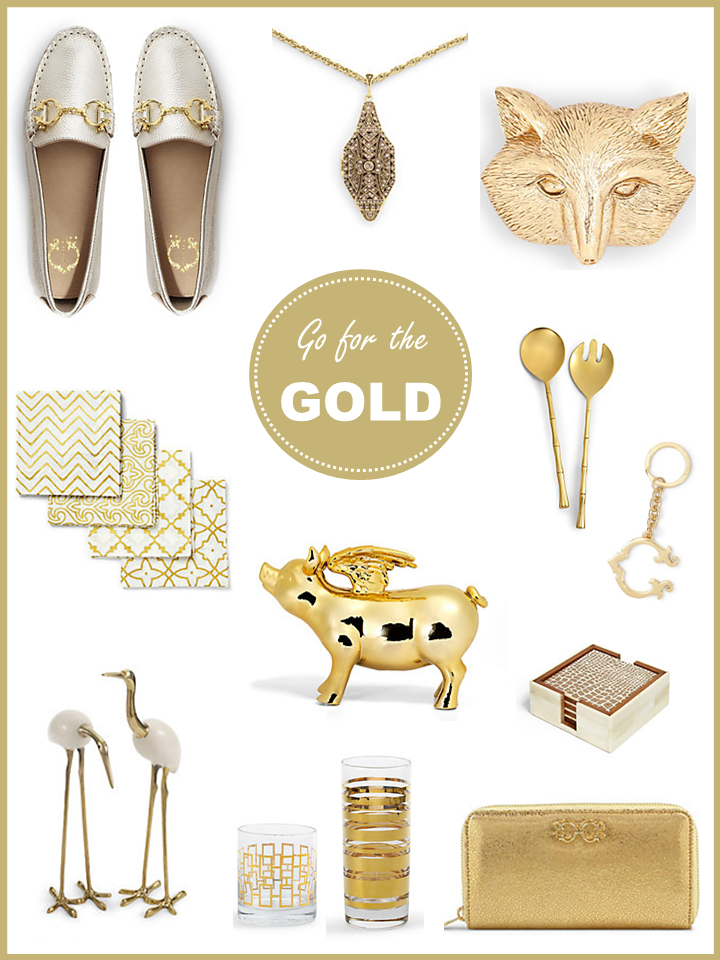 Gold Home Decor Accessories Stellar Interior Design