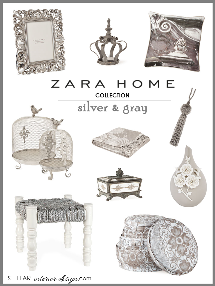 Zara Home Collection Stellar Interior Design