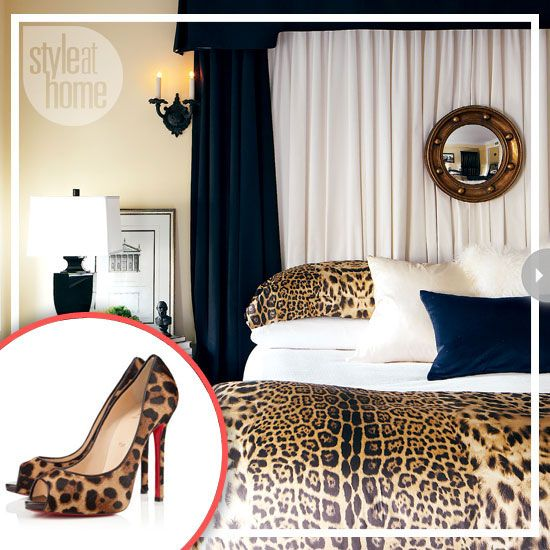 Fashion home decor animal for The master bedroom print
