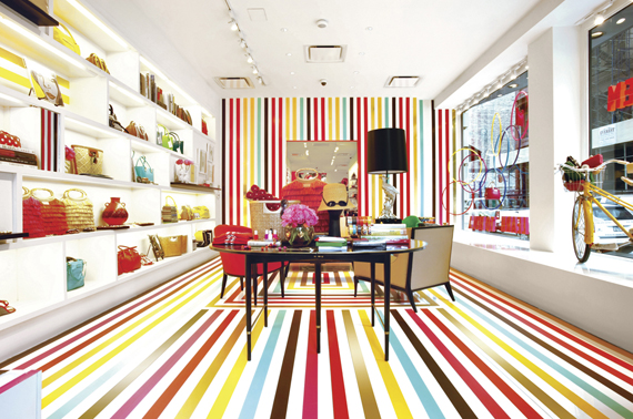 Retail Store Design Stellar Interior