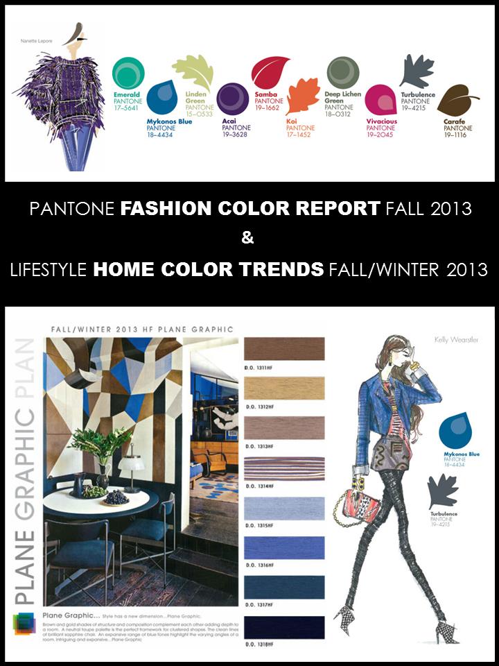 color trends fall 2013 stellar interior design