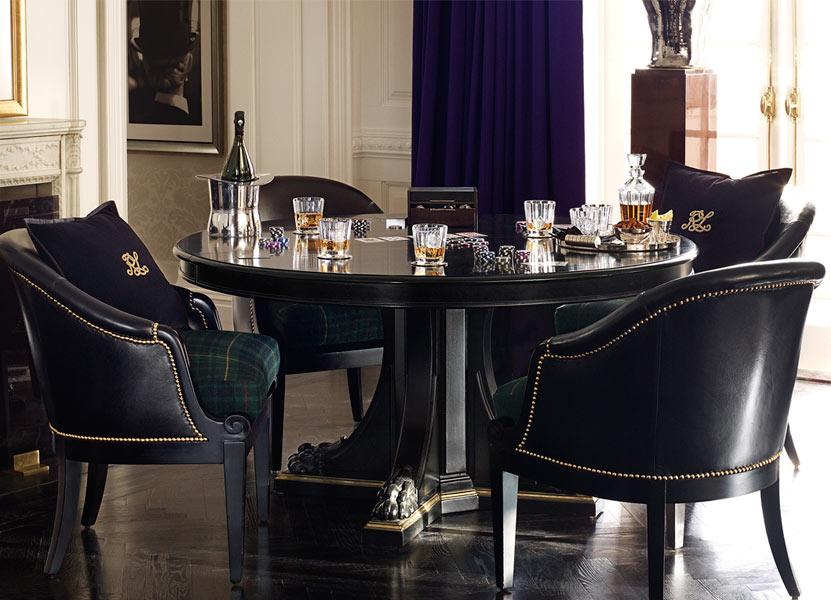 Ralph Lauren Home Collections - Stellar Interior Design on