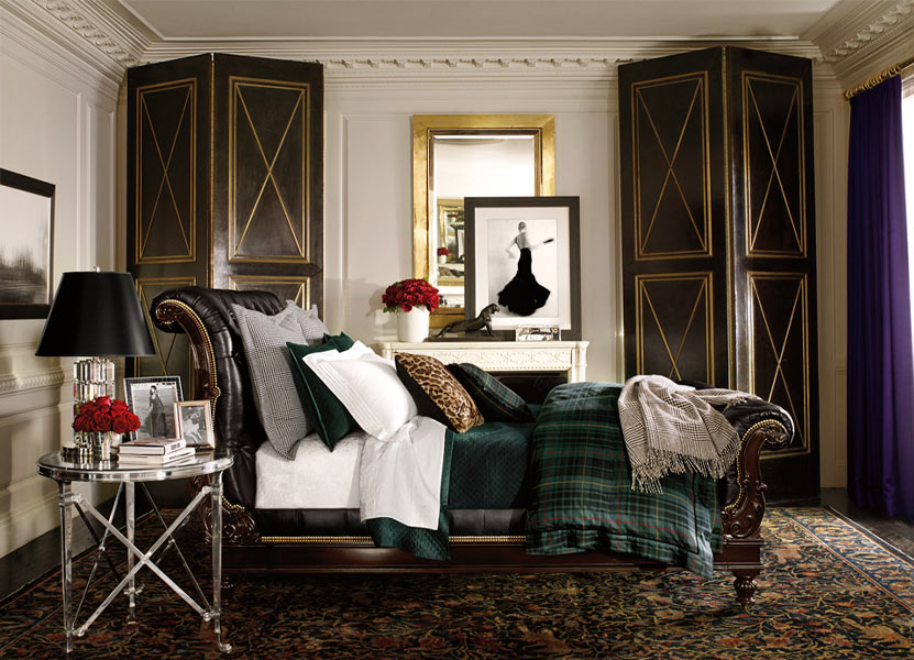 Ralph lauren home collections stellar interior design for Homes collection