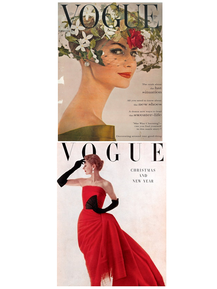 Interior design services or online e design please visit my website - Vintage Vogue Magazines Stellar Interior Design