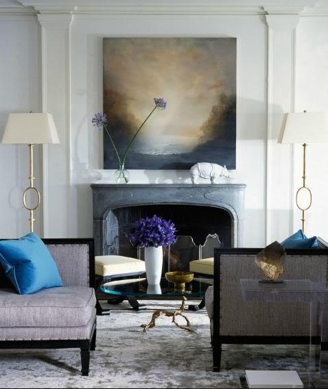 Some Fresh Stylish Luxury Living Room Ideas That Delight: Celebrity Interior Designer