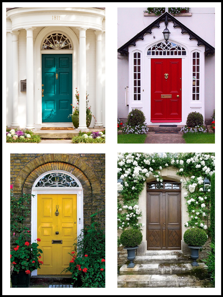 Front Door Colors Stellar Interior Design