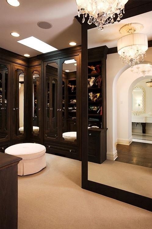 Glamorous Closet Design Stellar Interior Design