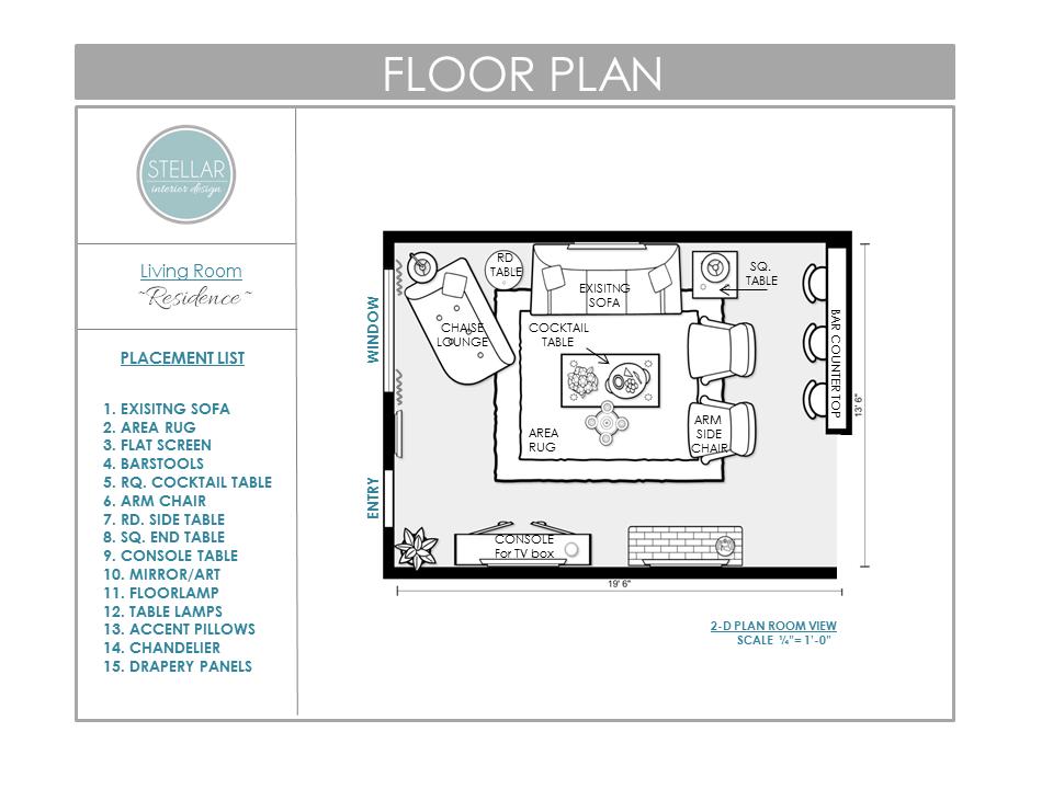 Exceptional Stellar Interior Design Floorplan