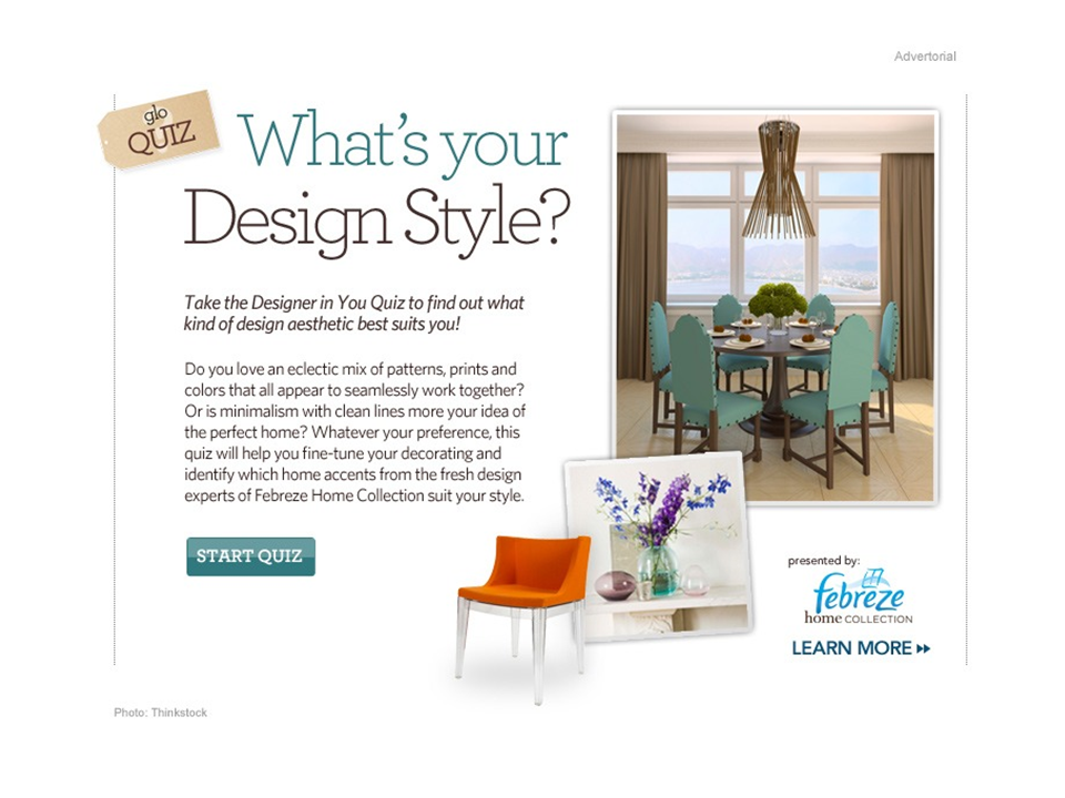 Delightful Interior Design Style Quiz