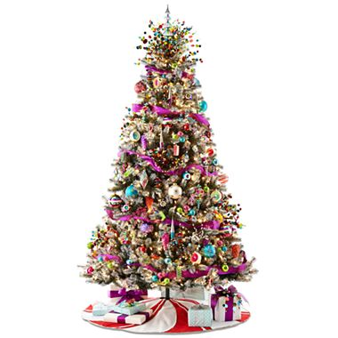 Christmas tree themes stellar interior design for 12 days of christmas decoration theme