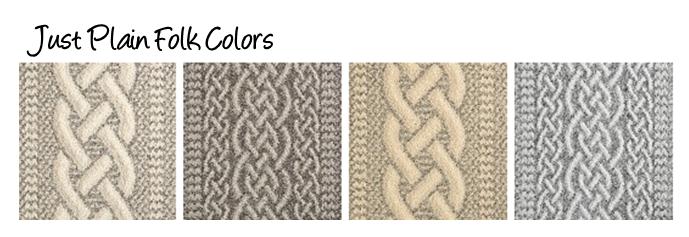 Just Plain Folk Colors