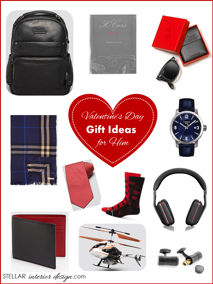 Valentine 39 s day ideas for him stellar interior design for Great valentine gifts for guys