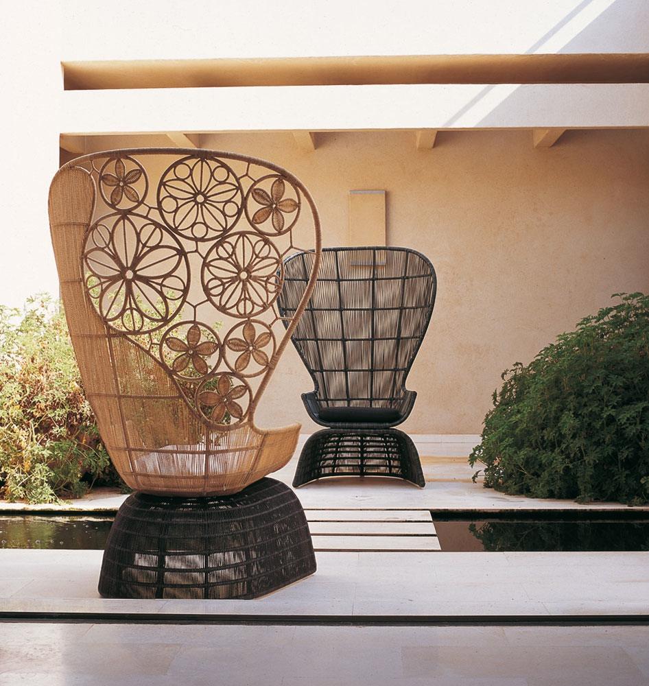 Bb Italia Outdoor Stellar Interior Design