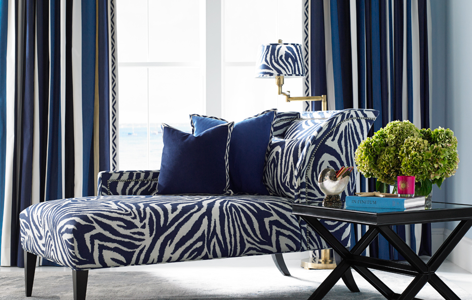 Diane Von Furstenberg Home Fabrics Stellar Interior Design