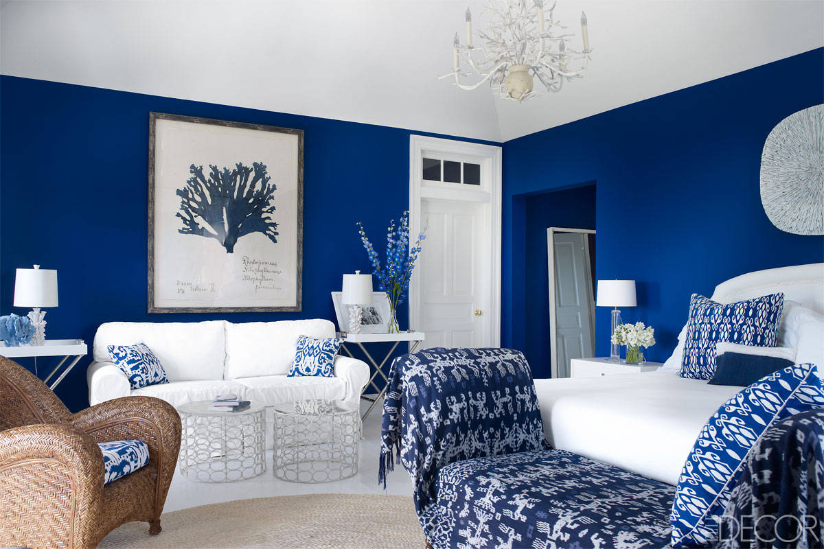 Bedrooms Archives Stellar Interior Design. royal blue bedroom walls   Centerfordemocracy org