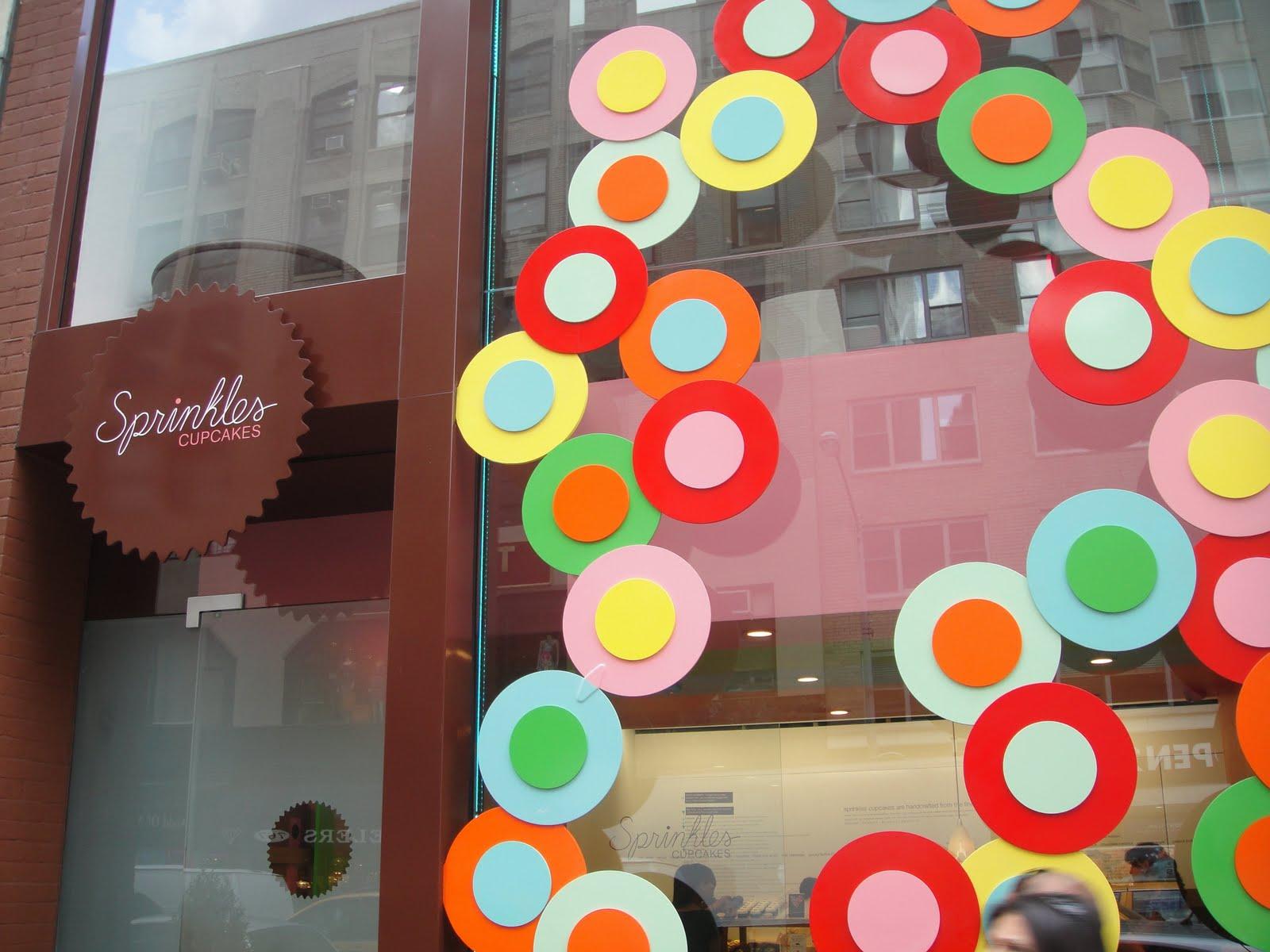 Sprinkles Cupcakes Retail Design