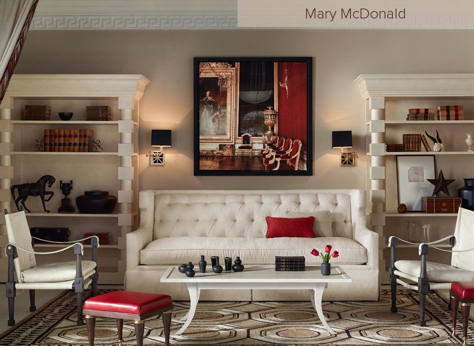 Mary Mcdonald Interior Design Impressive Mary Mcdonald