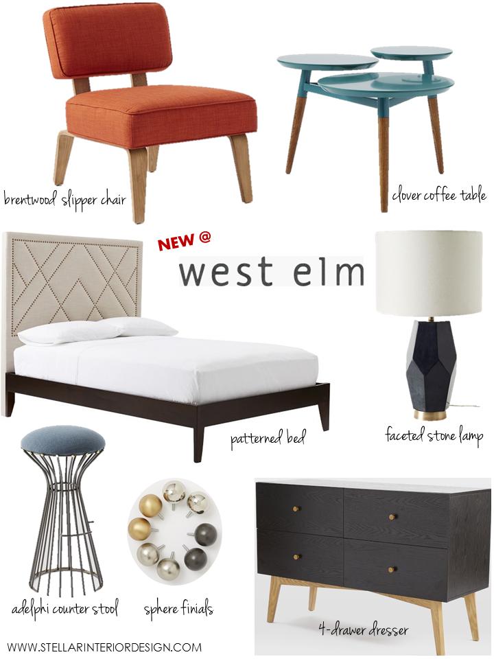 West Elm New Home Decor-Stellar Interior Design
