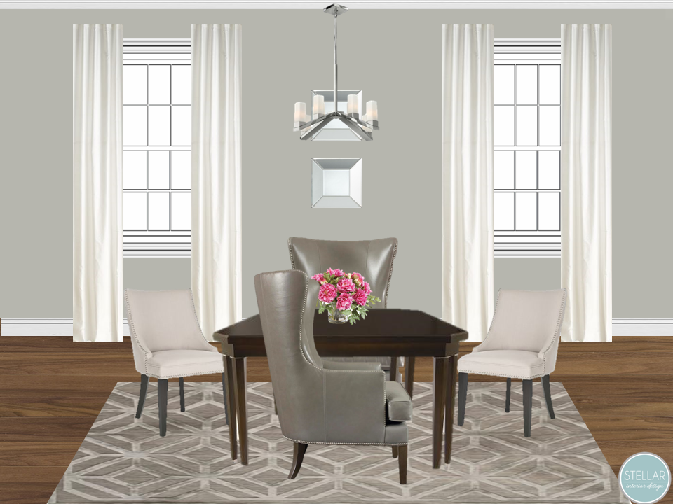 E Design Dining Room Stellar Interior