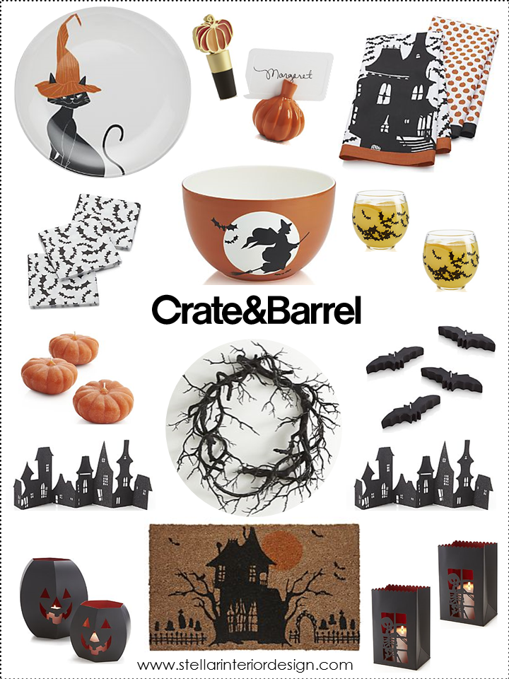Crate And Barrel Home Decor