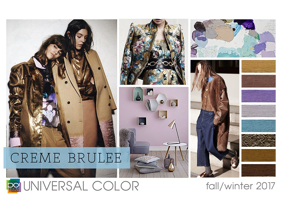 Fall Color Trends 2017 Fallwinter
