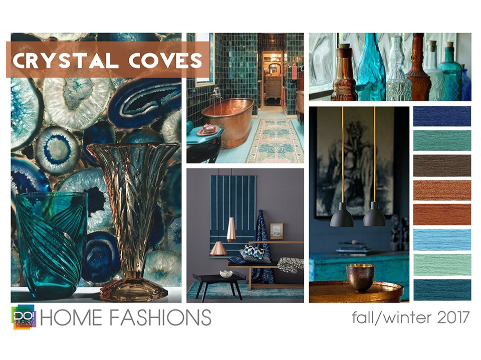 Fallwinter Color Trends 2017