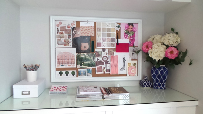 Chic Home Office Reveal and Tour Stellar Interior Design