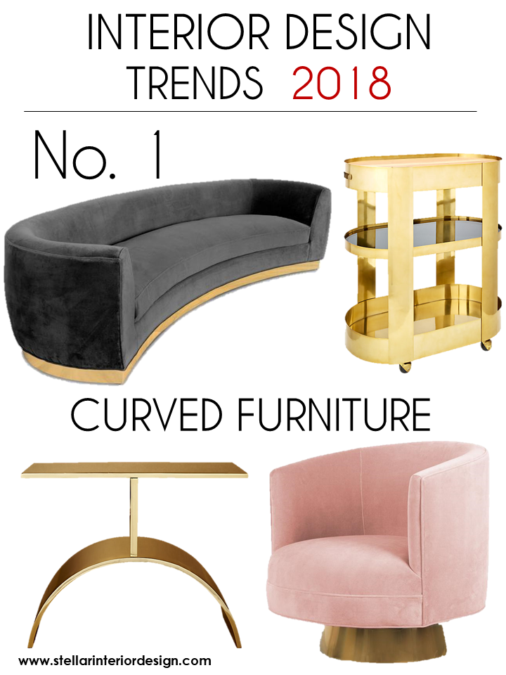Best home decor blogs stellar interior design for Furniture trends 2018