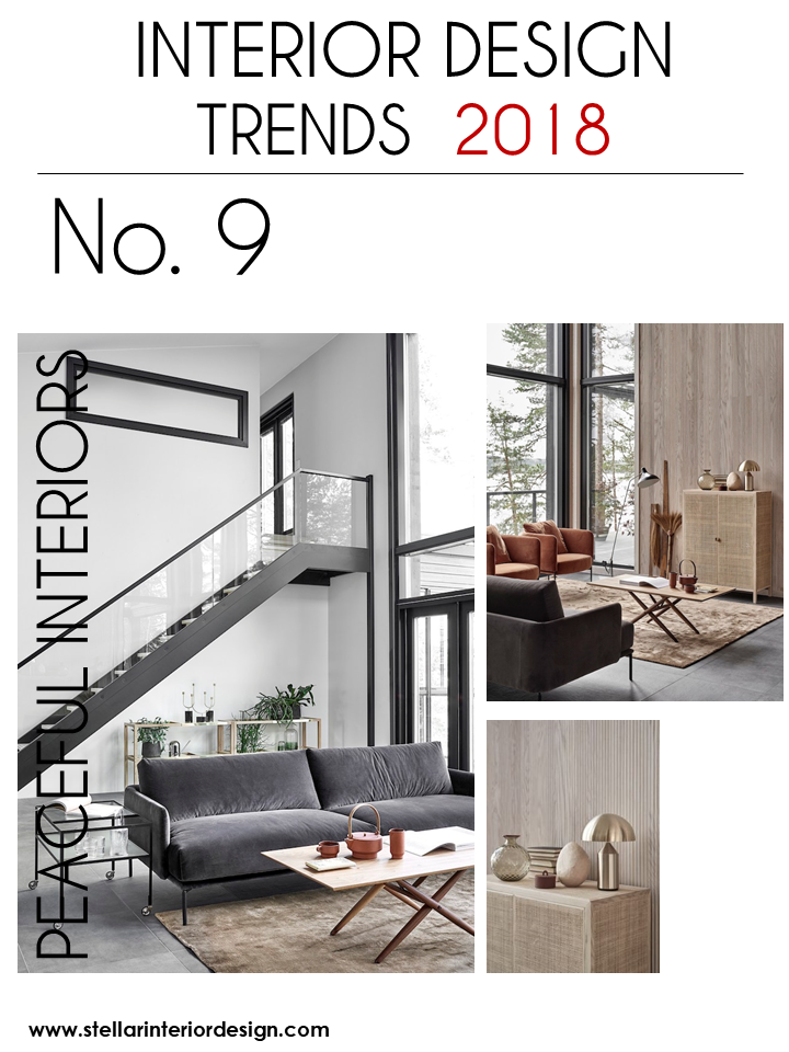 Best home decor blogs stellar interior design for Interior design trends 2018